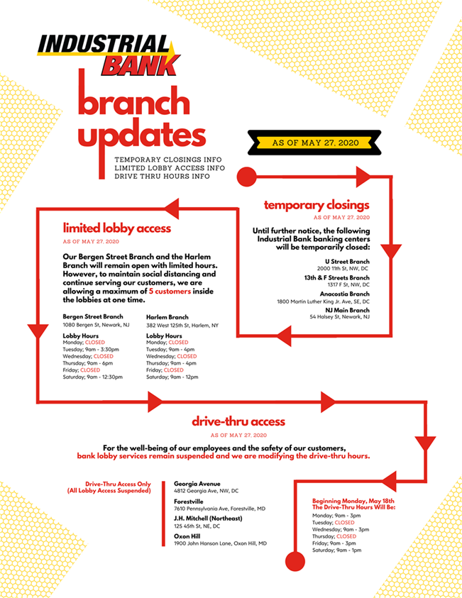BRANCH UPDATES 8.5 x 11 - May 27 2020